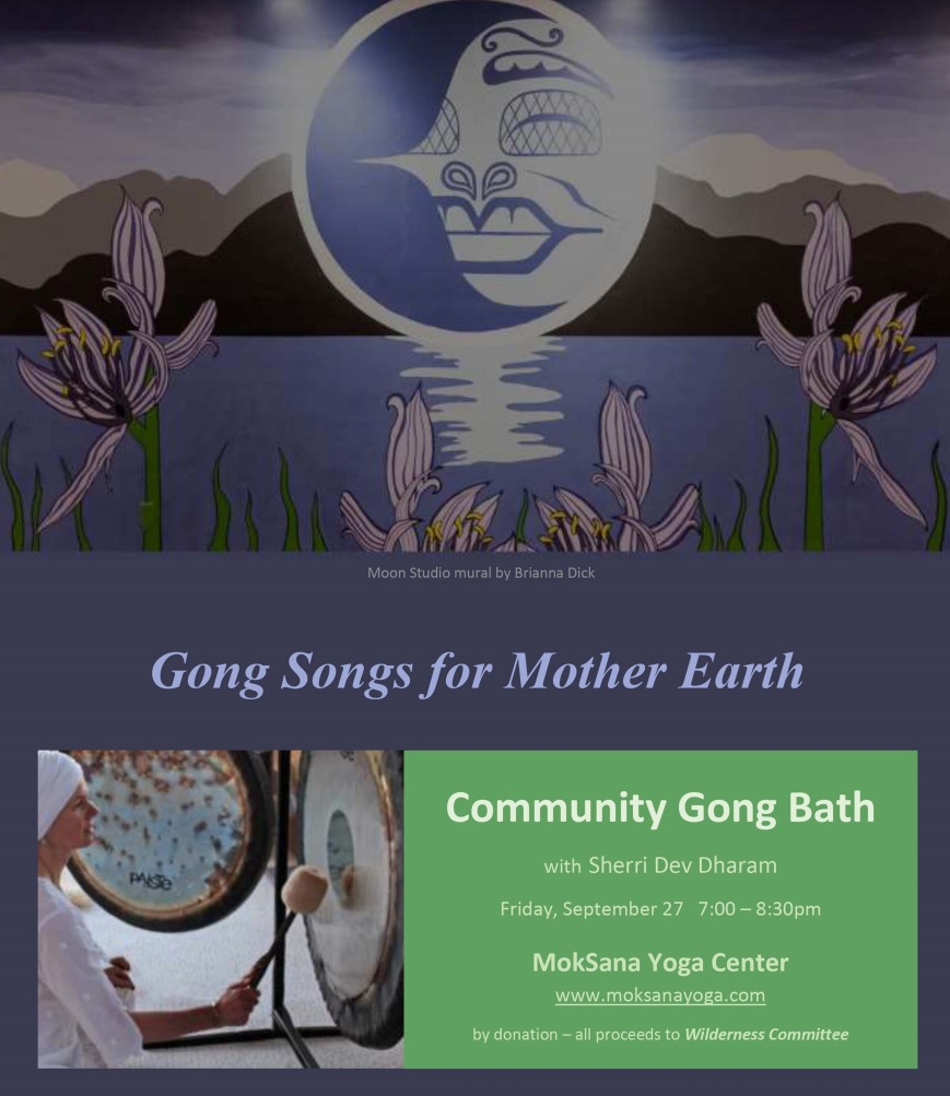 2019 09 27 Gong Songs for Mother Earth w